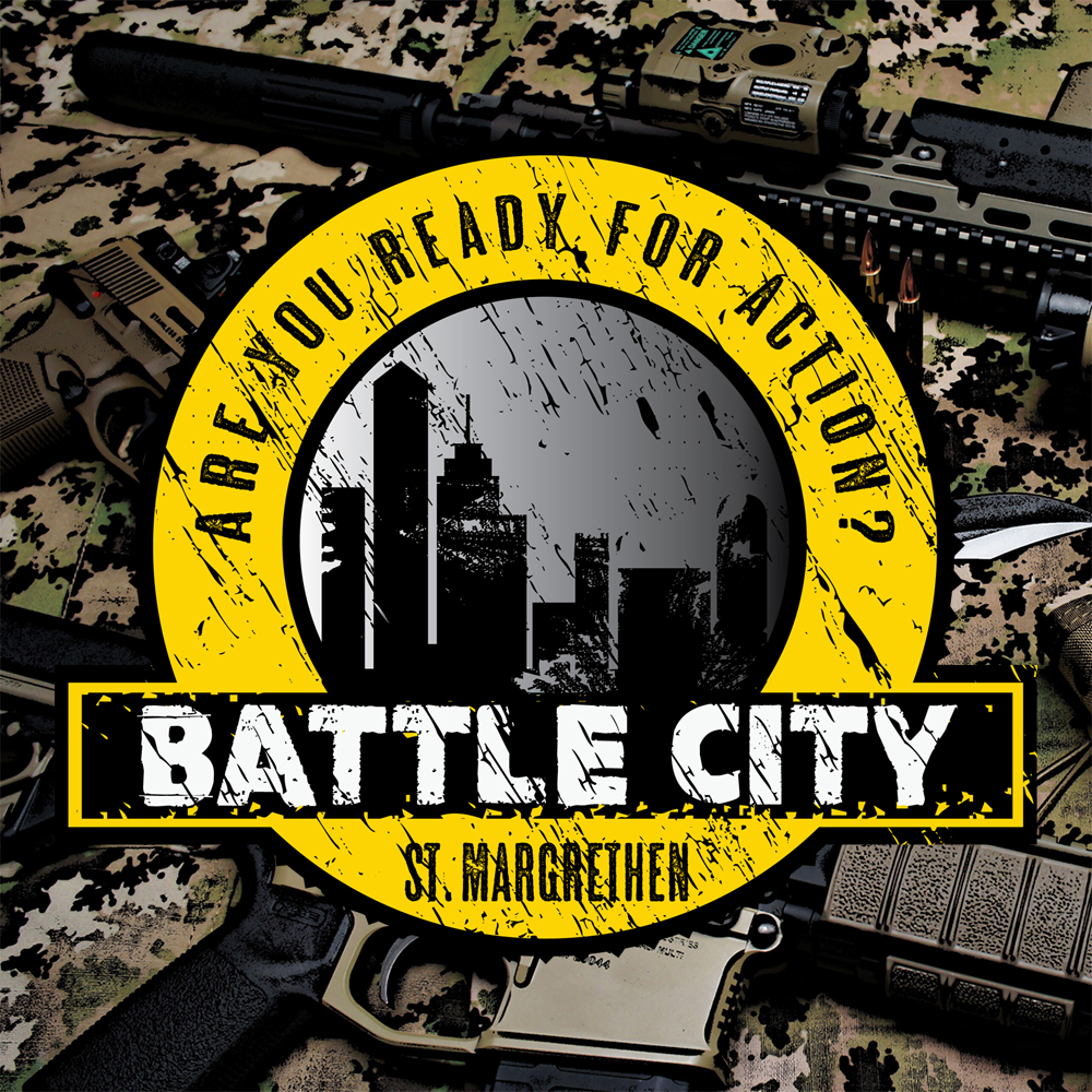 E-Ticket für Battle City Airsoft-Friday (22.12.2017)