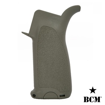 BCM ® Gunfighter Grip Mod 3 für AR-15 / M4 - Foliage Green