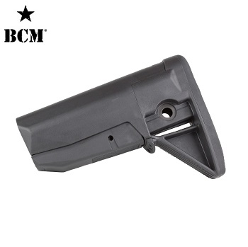 "BCM ® BCMGUNFIGHTER Stock ""Mod 0"" (MilSpec) - Black"