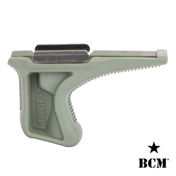 "BCM ® Kinesthetic Angled Frontgriff ""Picatinny"" - Foliage Green"