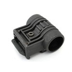 Element Offset Flashlight Mount - Black