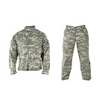 "ACU/BDU Set Hose & Jacke ""AT-Digital"" (RIP STOP) - Gr. L"