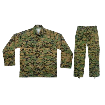 "Emerson BDU Set Hose & Shirt ""MARPAT"" digital woodland - Gr. L"