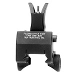 C.M. Troy Type Front Sight & Gasblock - Black