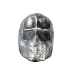 Army of two Maske - Silber Met.