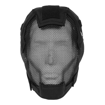 "TMC Gittermaske ""Full Face""- Black"