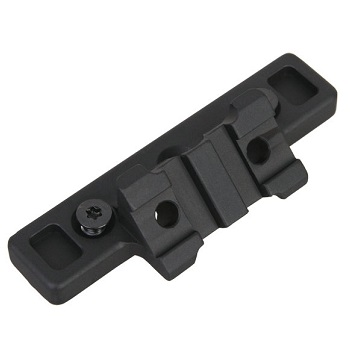 "C.M. 45 Degree Rail Adaptor für ""KeyMod"" - Black"
