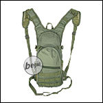 "BE-X Hydration Pack ""KANGAROO"" - olive"