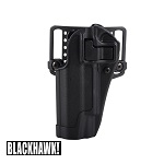 BLACKHAWK! ® CQC Gürtelholster 1911er Reihe, links - Black