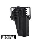 BLACKHAWK! ® CQC Gürtelholster 1911er Reihe, rechts - Black