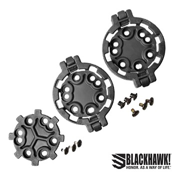 BLACKHAWK! ® Quick Disconnect System Kit - Black