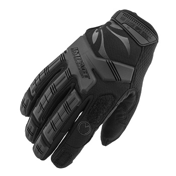 "Black OPS x Mechanix ® M-Pact Gloves ""MTO Operator"", Black - Gr. L"
