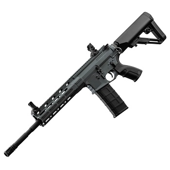 "Black OPS x Lonex M4 LK595 Carbine ""M-LOK"" AEG - Grey"