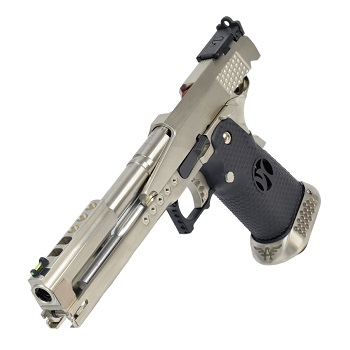 AW Custom HX2201 HiCapa Race Pistol - Stainless