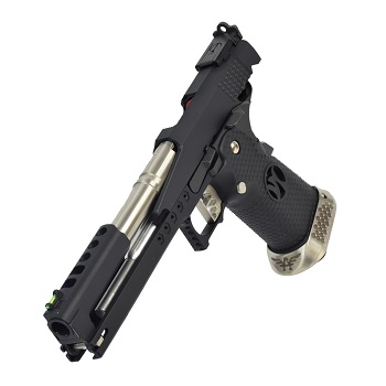 AW Custom HX2202 HiCapa Race Pistol - Black