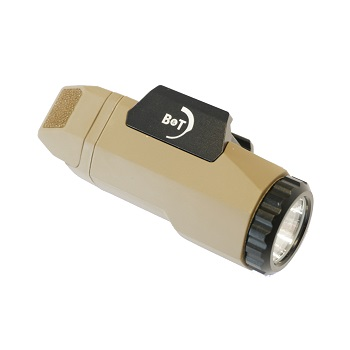 B&T ® APL Gen. 3 Advanced Pistol Light (400 Lumen) - Desert
