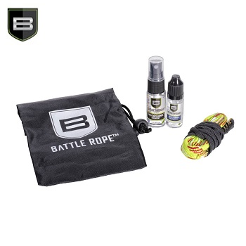 "Breakthrough ® Battle Rope ""Ready Kit"" (Pistol / Rifle) - .22 cal. / .223 cal. / 5.56mm"