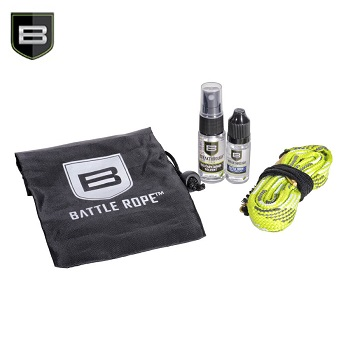 "Breakthrough ® Battle Rope ""Ready Kit"" (Pistol) - .357 cal. / .38 cal. / 9mm"