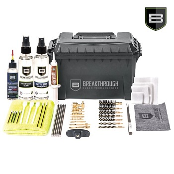 Breakthrough ® Ammo Can Cleaning Kit 2 (Universal) - Black