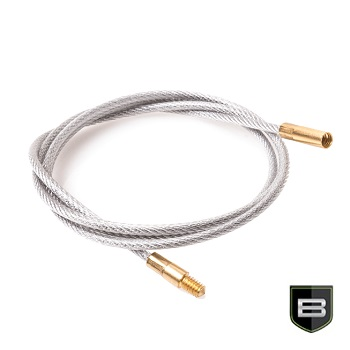 Breakthrough ® Flexibles Kabel für Reinigungsstab - 33 inch