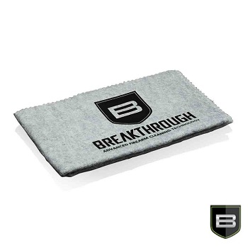 Breakthrough ® Silicone Gun Cloth Reinigungstuch (12 x 14 inch)