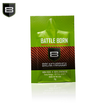 Breakthrough ® Battle Born Schmierfett - 3g