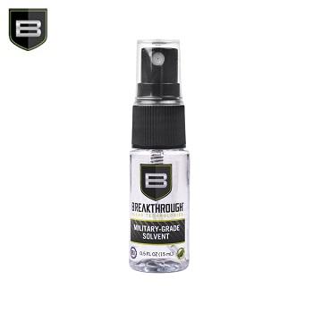 Breakthrough ® Military-Grade Lösungsmittel / Reinigungsmittel mit Sprühkopf - 15ml Flasche
