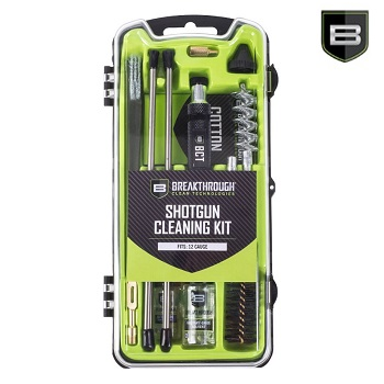 Breakthrough ® BCT Vision Series Shotgun Cleaning Kit - 12 Gauge