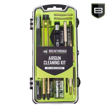 Breakthrough ® BCT Vision Series Airgun Cleaning Kit - .177/.22