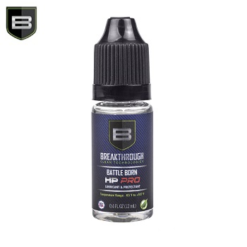 Breakthrough ® Battle Born HP Pro Schmier & Pflege Öl - 12ml Flasche