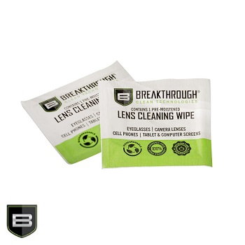Breakthrough ® Lens Cleaning Wipes - 2er Pack
