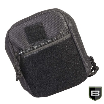 "Breakthrough ® Molle Pouch ""Medium"" - Black"