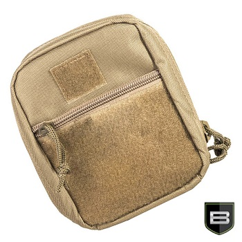 "Breakthrough ® Molle Pouch ""Medium"" - Coyote"