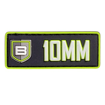 "Breakthrough ® PVC-Patch mit Velcro ""10mm"""