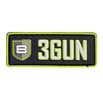 "Breakthrough ® PVC-Patch mit Velcro ""3 Gun"""