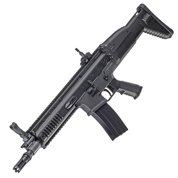 FN SCAR-L (ABS) AEG Set - Black