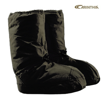 Carinthia ® Windstopper Booties, Black - Gr. M