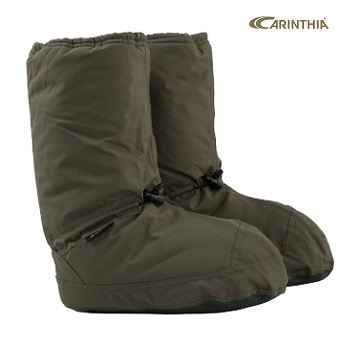 Carinthia ® Windstopper Booties, Olive - Gr. L