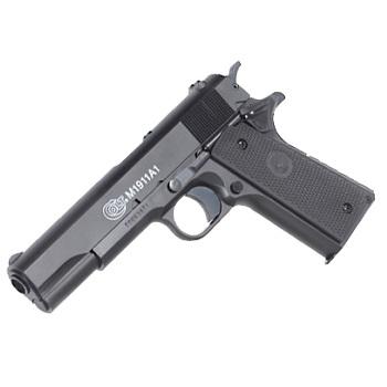 KWC x Colt M1911 A1 Spring/Federdruck - Black