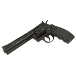 "Colt Python .357 Magnum 6"" Co² Revolver - Black"