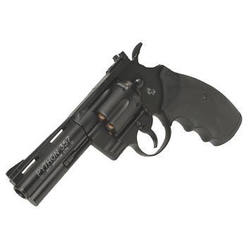 "Colt Python .357 Magnum 4"" Co² Revolver ""Tri-Shot"" - Black"