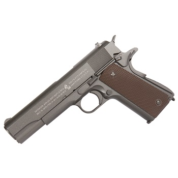 KWC x Colt M1911A1 Co² BlowBack - Dark Grey