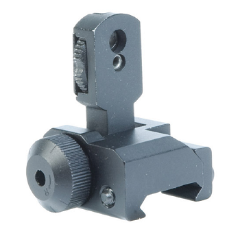 C.M. Metal FlipUp Rear Sight