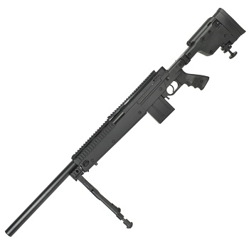 SWISS Arms S.A.S. 06 Sniper Rifle - Black