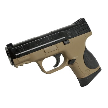 Smith & Wesson M&P 9c Spring/Federdruck - FDE