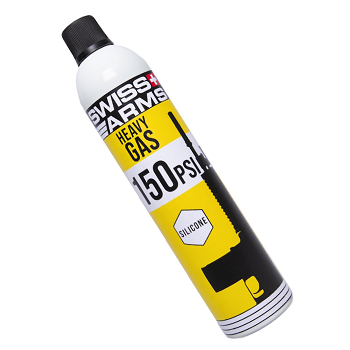 SWISS Arms Heavy Gas (Silicone) - 600ml