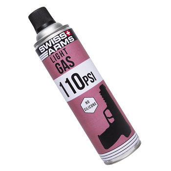 SWISS Arms Light Gas (No Silicone) - 450ml