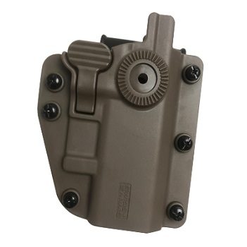 SWISS Arms AdaptX Universal LVL2 Holster - Dark Earth