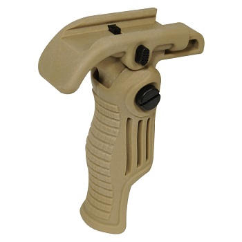APS FlipUp Tactical Grip - TAN