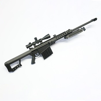 "CyberGun Mini Model Gun ""M82A1"" - Black"